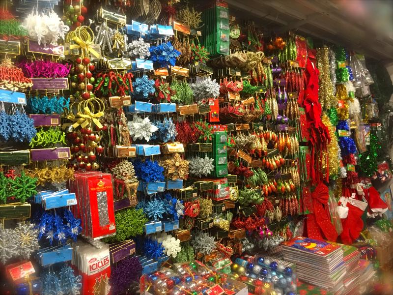 christmas is right around the corner so come on by and choose from our wide selection of christmas decorations - 99 Cent Store Christmas Hours
